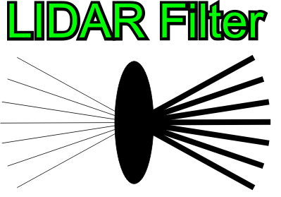 lidar filter large logo